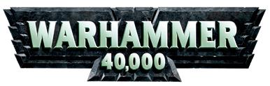 Logo Warhammer 40k