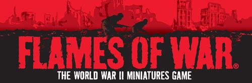 Logo Flames of War